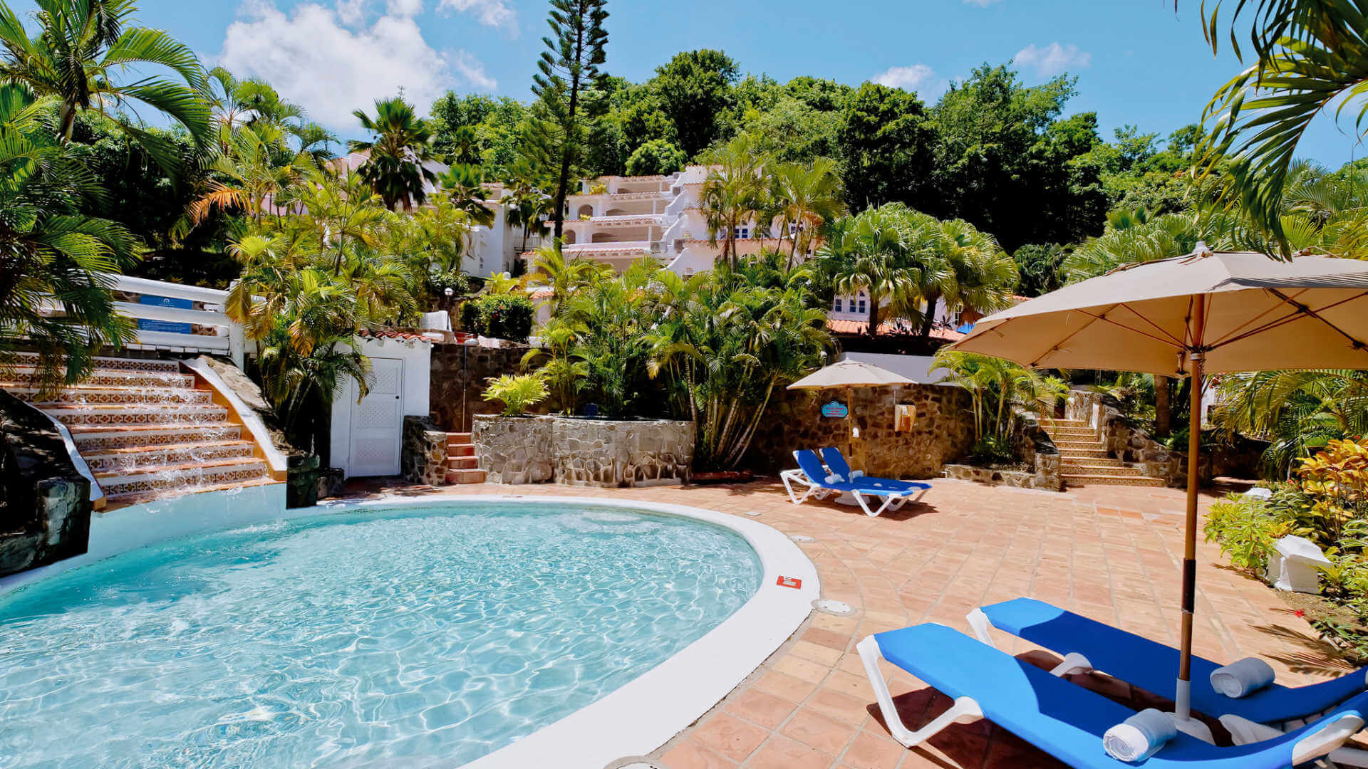 Windjammer Landing Villa Beach Resort  St Lucia Holiday